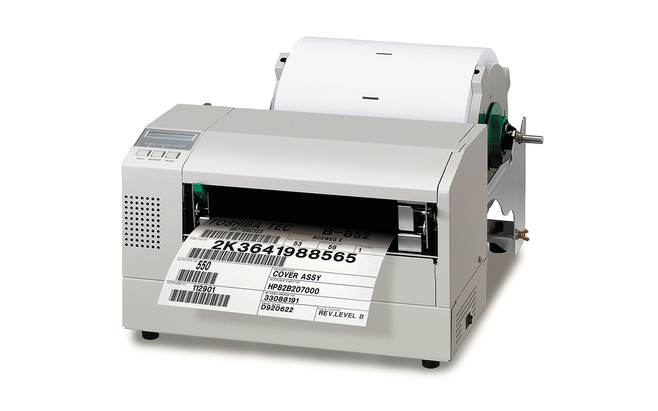 B-852 Barcode Label Printer