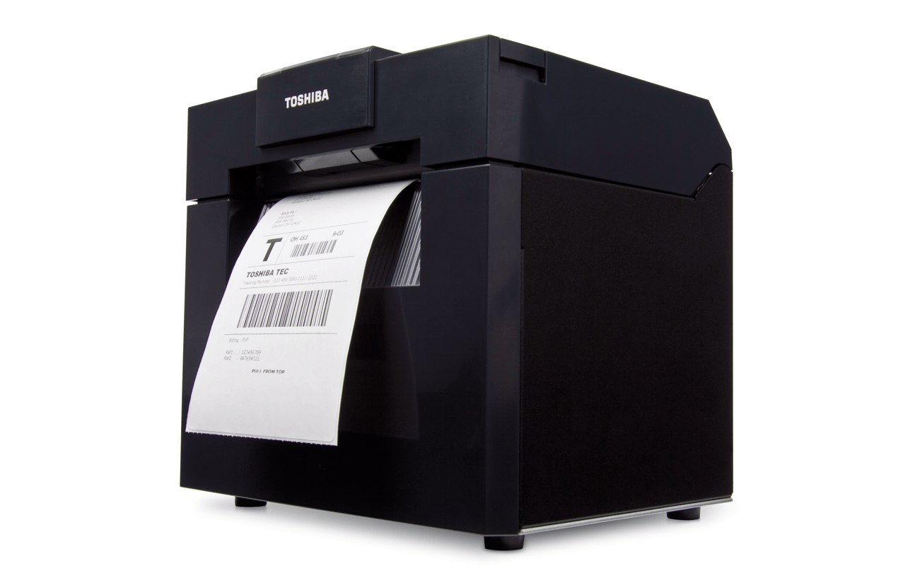 Toshiba DB-EA4D double-sided industrial label printer