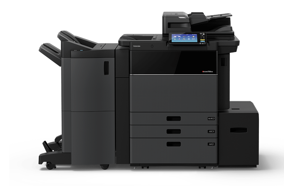 e-STUDIO6506AC | colour | MFP | photocopier | printer | Toshiba