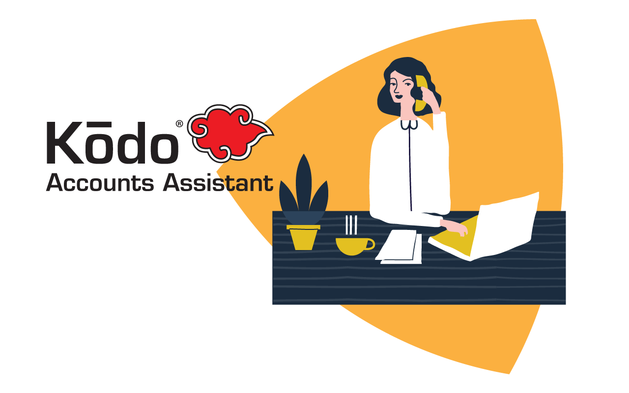 Image of Kodo Accounts Assistant
