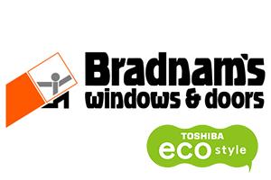 sc 1 st  Toshiba & Bradnams Windows and Doors | Toshiba