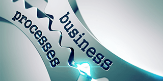 Toshiba business processes