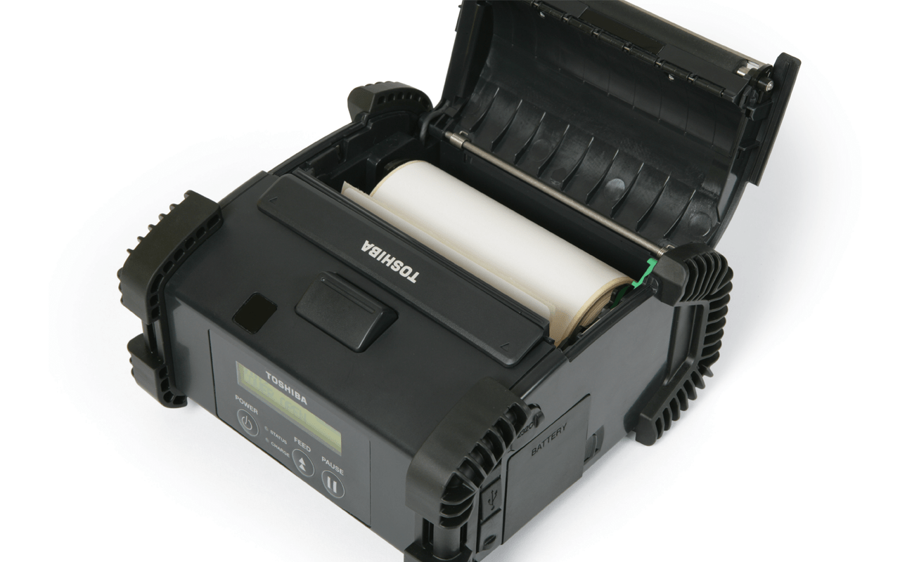 Toshiba B-EP4 barcode label printer