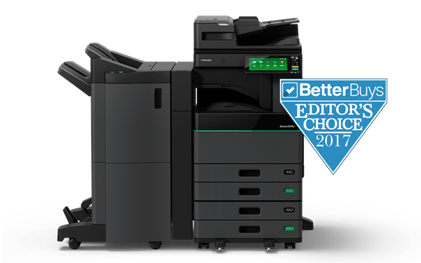 Award-winning Toshiba Eco Printer
